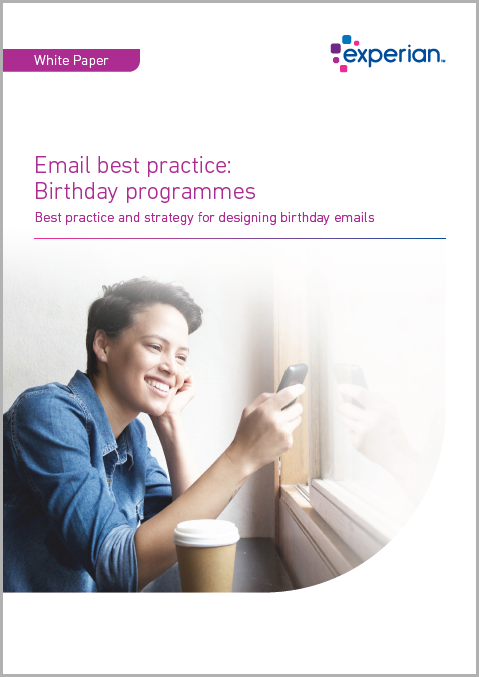 For more on how to write birthday emails read this white paper.